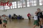 Košarka za starejše deklice
