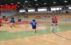 Občinsko tekmovanje v rokometu za starejše dečke