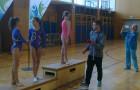 Državna prvakinja v akrobatiki
