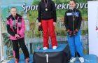 Lena Hren je državna prvakinja v veleslalomu